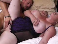 Guy got lucky with a bored BBW