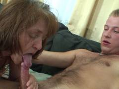 He fucks his mother in law hard