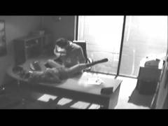 Busted Office Fucking
