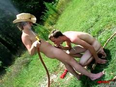 Kenny Kash and Brad Michaels Clip # 1