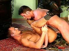 Five Hunky Military Men Clip # 4