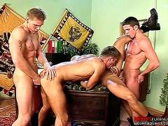 Five Hunky Military Men Trailer