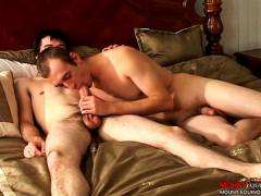 Cock Sucking to Orgasm Clip # 4